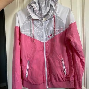 SOLD OUT NWT LadyBoss Swag Windbreaker